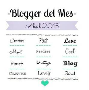blogger del mes