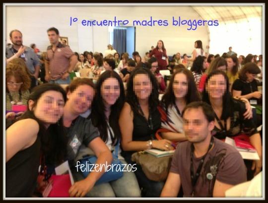 encuentro madres bloggers