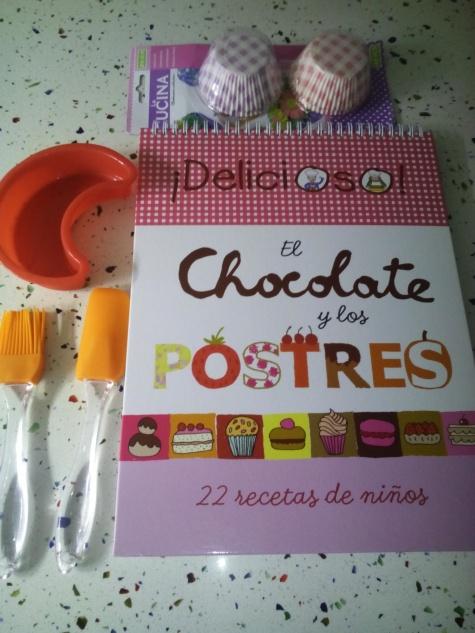 El chocolate y los postres