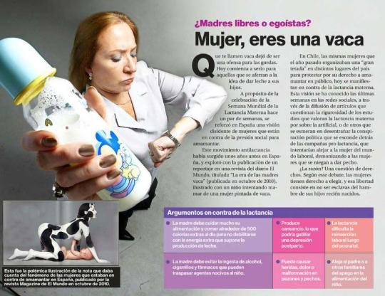 madre o vaca